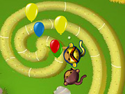 "Play Flash Game: ""Bloons TD4 - Expansion"" Free"