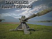 "Play Flash Game: ""Divergence Turret Defense"" Free"