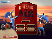 "Play Flash Game: ""Governor of Poker"" Free"