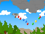 "Play Flash Game: ""Hot Air Bloon"" Free"