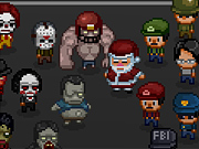 "Play Flash Game: ""Infectonator 2"" Free"