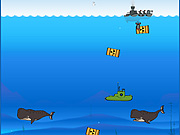 "Play Flash Game: ""Operation WHALE"" Free"