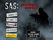"Play Flash Game: ""SAS: Zombie Assault"" Free"