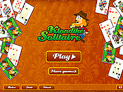 "Play Flash Game: ""Solitaire Klondike"" Free"