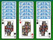 "Play Flash Game: ""Solitaire Spider"" Free"