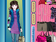 "Play Flash Game: ""Winter Wardrobe"" Free"